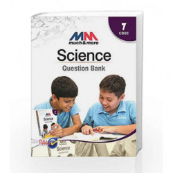 MM Question Bank Science Class 7 CBSE by Team of Exeperience Author Book-9789351551294