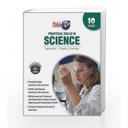 Practical Skills in Science Class 10 CBSE by Jasvinder Kaur Randhawa Book-9789351550570