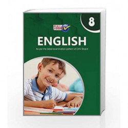 English Class 8 DAV by Team of Exeperience Author Book-9789351551591