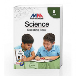 MM Science Question Bank Class 8 CBSE by Ajay Anand Book-9789351551300