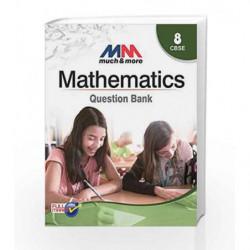 MM Mathematics Question Bank Class 8 CBSE by Kuber Book-9789351551270