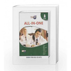 All in One - Goa Board Class 8 by Full Marks Book-9789351551072