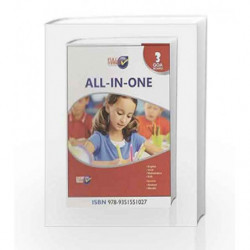 All in One - Goa Board Class 3 by Full Marks Book-9789351551027