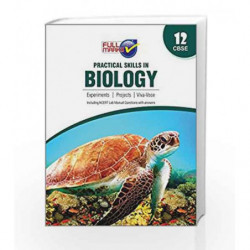 Practical Skills in Biology Class 12 CBSE by Sanjay Saharan Book-9789351550594