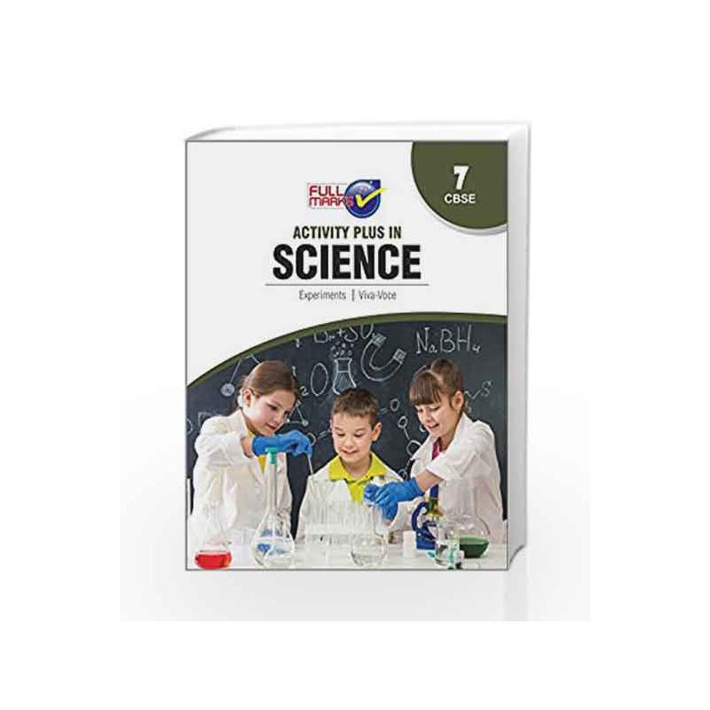 Activity Plus in Science Class 7 CBSE by Hansraj Modi Book-9789351550549