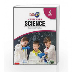 Activity Plus in Science Class 6 CBSE by Hansraj Modi Book-9789351550532