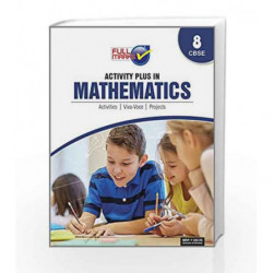 Activity Plus in Mathematics Class 8 CBSE by R.C. Yadav Book-9789351550501