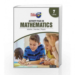 Activity Plus in Mathematics Class 7 CBSE by R.C. Yadav Book-9789351550495