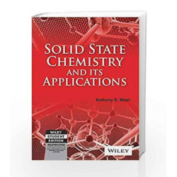 Solid State Chemistry and its Applications by  Book-9788126511075