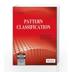 Pattern Classification, 2ed by Peter Hart, David Stork Richard Duda Book-9788126511167