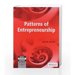 Patterns of Entrepreneurship by Jack M. Kaplan Book-9788126512829