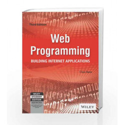 Web Programming: Building Internet Applications, 3ed by  Book-9788126512904