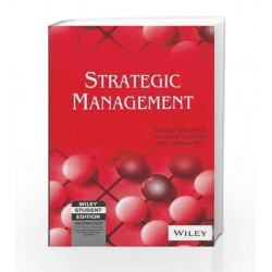 Strategic Management by Andrea Shepard, Joel Podolny Garth Saloner Book-9788126515684