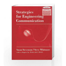Strategies for Engineering Communication by  Book-9788126517985