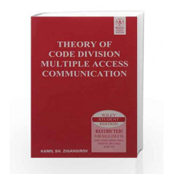 Theory of Code Division Multiple Access Communication by Kamil Sh. Zigangirov Book-9788126528783