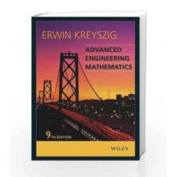 Advanced Engineering Mathematics, 9ed by  Book-9788126531356