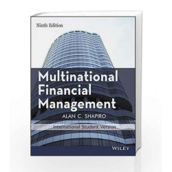 Multinational Financial Management, 9ed by  Book-9788126536931