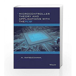 Microcontroller Theory And Applications With The Pic by  Book-9788126548354