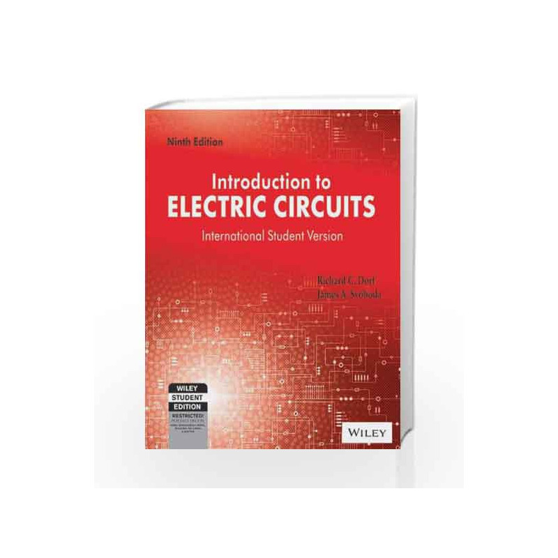introduction to electric circuits, 9ed, isv by james a svobodaintroduction to electric circuits, 9ed, isv by james a svoboda richard c