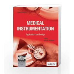 Medical Instrumentation Application and Design, 4ed by John G. Webster Book-9788126553792