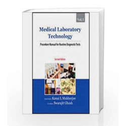 Medical Laboratory Technology (Volume I): Procedure Manual for Routine Diagnostic Tests by Kanai, L Mukherjee Book-9780070076594