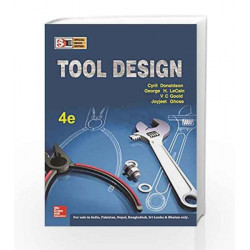 Tool Design (SIE) by Cyril Donaldson Book-9780070153929