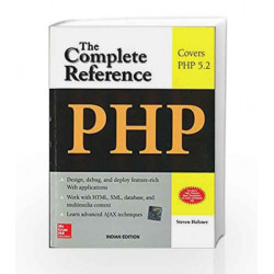 PHP: The Complete Reference by Steven Holzner Book-9780070223622