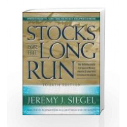Stocks for the Long Run by Jeremy J. Siegel Book-9780070248663