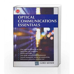 Optical Communications Essentials by Gerd Keiser Book-9780070251755