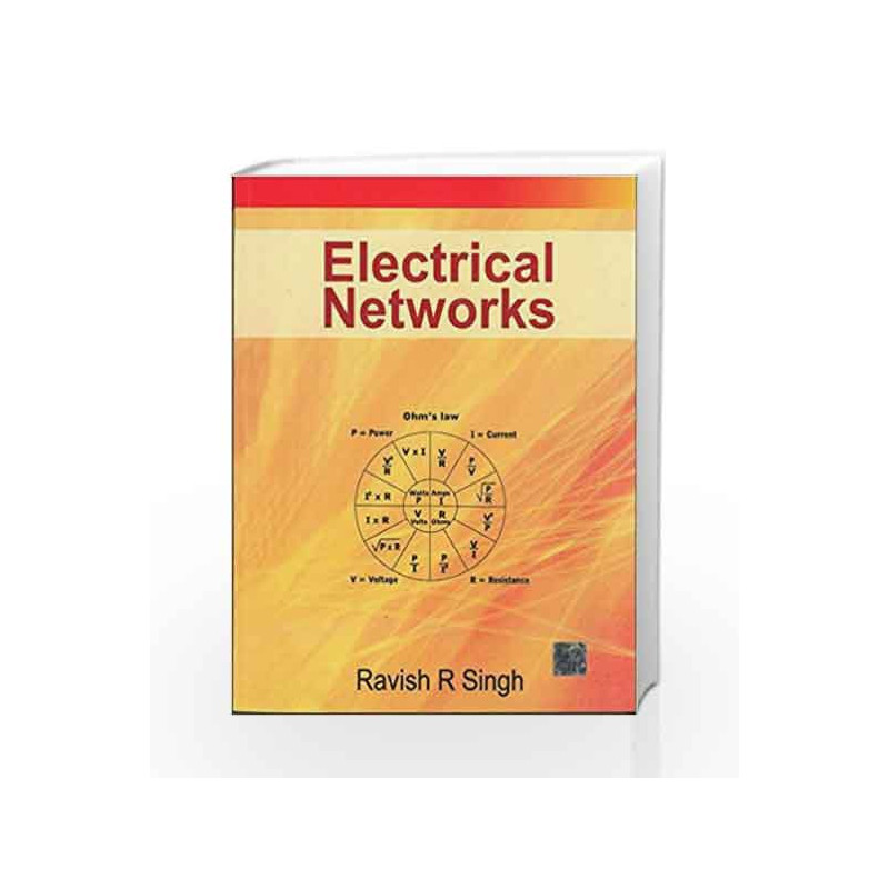 Electrical Networks by Ravish Singh Book-9780070260962
