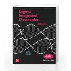 Digital Integrated Electronics by Herbert Taub Book-9780070265080