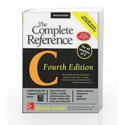 C: The Complete Reference by Herbert Schildt Book-9780070411838