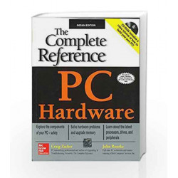 PC Hardware: The Complete Reference by  Book-9780070436060