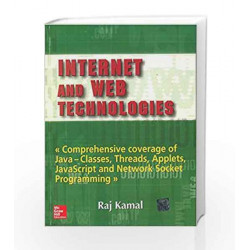 Internet and Web Technologies by Raj Kamal Book-9780070472969