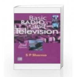 Basic Radio and Television by S Sharma Book-9780070473355