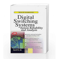 Digital Switching Systems: System Reliability and Analysis by Syed Ali Book-9780070483903