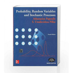 Probability -  Random Variables and Stochastic Processes by  Book-9780070486584