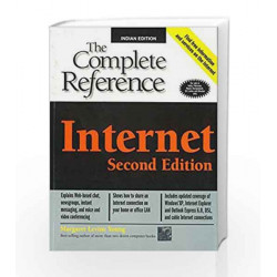 Internet: The Complete Reference by  Book-9780070486997