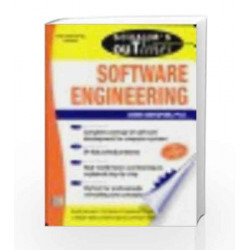 Schaum's Outline of Software Engineering by David Gustafson Book-9780070531017