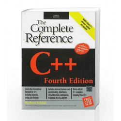 C++: The Complete Reference, 4th Edition by  Book-9780070532465