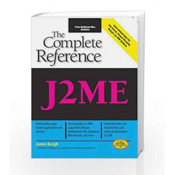 J2ME: The Complete Reference by Jim Keogh Book-9780070534155