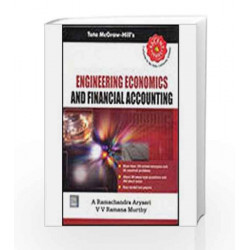 Engineering Economics and Financial Accounting (Ascent Series): by A Aryasri Book-9780070581937