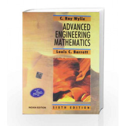 ADVANCED ENGINEERING MATHEMATICS 6/E by Wylie & Book-9780070582378