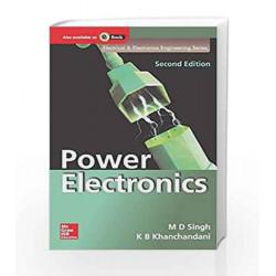 Power Electronics by M Singh Book-9780070583894