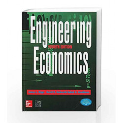 ENGINEERING ECONOMICS by James Riggs Book-9780070586703