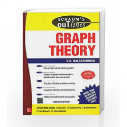 SCHAUM'S OUTLINE OF GRAPH THEORY by V. Balakrishnan Book-9780070587182