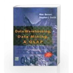 DATA WAREHOUSING, DATA MINING, & OLAP by  Book-9780070587410