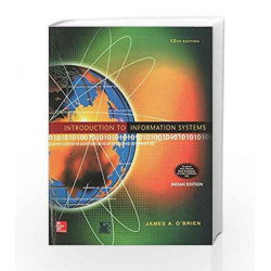 Introduction to Information Systems by James O'Brien Book-9780070589711