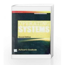 Operating Systems (Computer Science Series) by Achyut Godbole Book-9780070591134