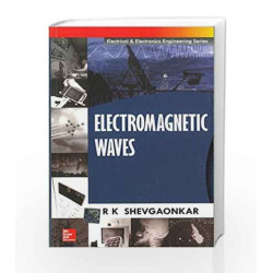 Electromagnetic Waves by R Shevgaonkar Book-9780070591165